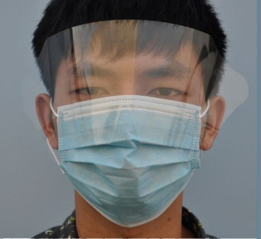 surgical mask material